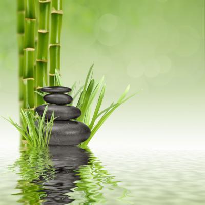 Quelle des Friedens, baut Stress ab und hilft bei Probleme