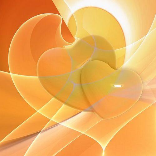 Herz und Seele, kommunizieren mit seiner Seele