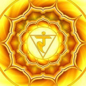 Chakra 3, das Solarplexus, um sich einen guten Platz in diese Welt zu verschaffen