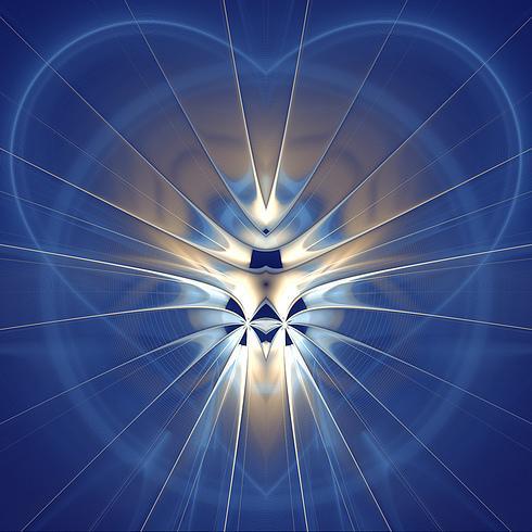 Göttliche Natur, dein Inneres Wesen neu beleben