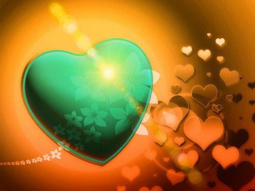 Die Liebes Einstimmungen: Liebe geben, Liebe empfangen, Liebe sein