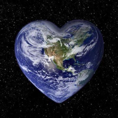 Liebe für Mutter Erde, um etwas zurück zu geben für alles was Gaia uns gibt